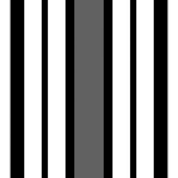 Sticker Bande Moto Martini in Schwarz & Weiß