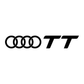Sticker Audi TT Logo