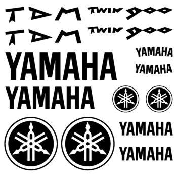 Kit Stickers Yamaha TDM Twin 900