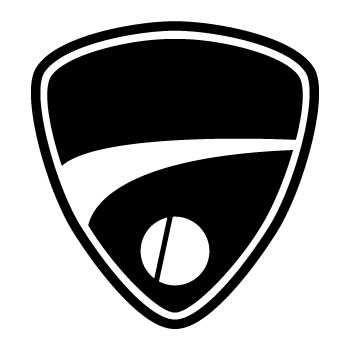 Ducati silhouette logo Decal
