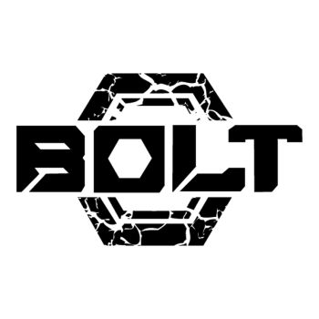 Yamaha Bolt logo decal