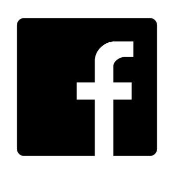 Facebook logo Decal