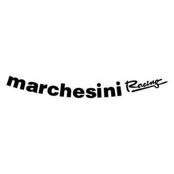 Marchesini Racing 17' wheel decal
