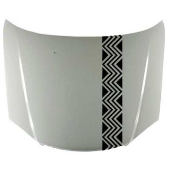 Zig Zag Design Car stripe decal