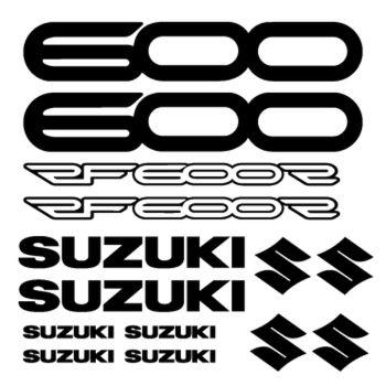 Kit Stickers SUZUKI RF600R