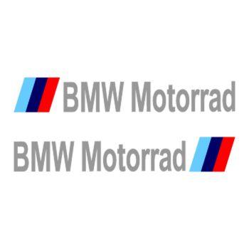 BMW Motorrad (16 x 2,5 cm) decals set