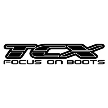 TCX Focus on boots logo Decal