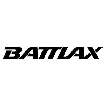 Battlax logo Decal