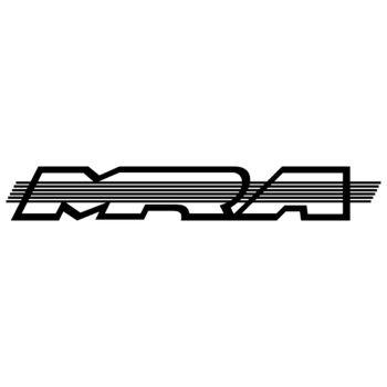 MRA logo Decal