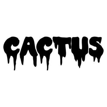 Sticker Cactus Spécial