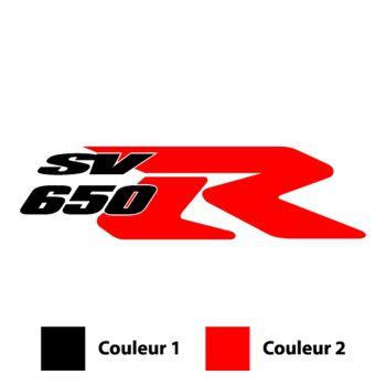 Sticker Suzuki SV 650 R