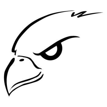 Falken Falcon logo Decal