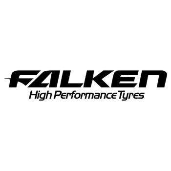 Sticker Falken High Performance Tyres
