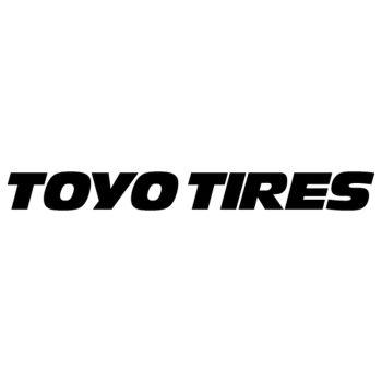 Sticker Toyo Tires