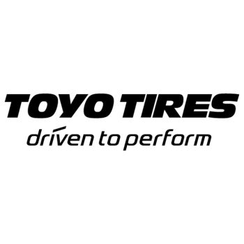 Toyo Tires Driven To Perform Decal