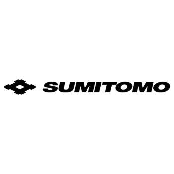 Sticker Sumitomo Tires Logo Pneu