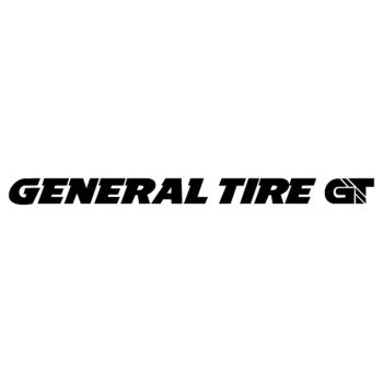 General Tires GT logo Decal