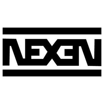 Nexen Tires logo Decal