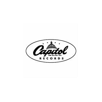 T-Shirt rock music label Capitol Records