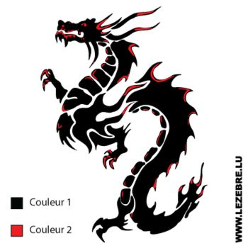 Dragon Decal 10