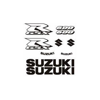 Kit Sticker SUZUKI GSX R 600