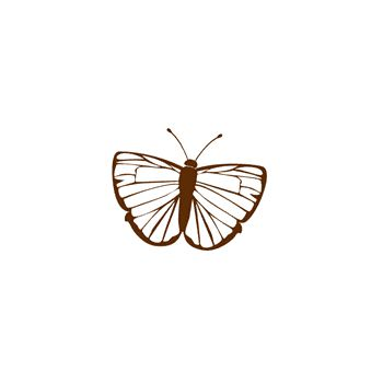 Butterfly Decal 1
