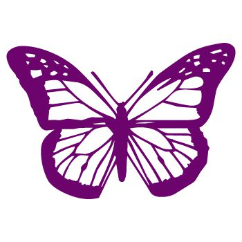 Butterfly Decal 3