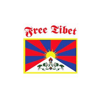 Tee shirt Free Tibet