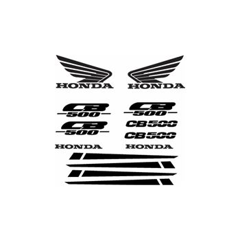 Honda CB 500 decals kit