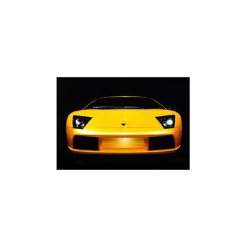 Sticker Déco Lamborghini Jaune