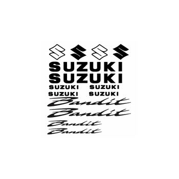 Kit Sticker Suzuki Bandit