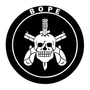 BOPE Logo Decal