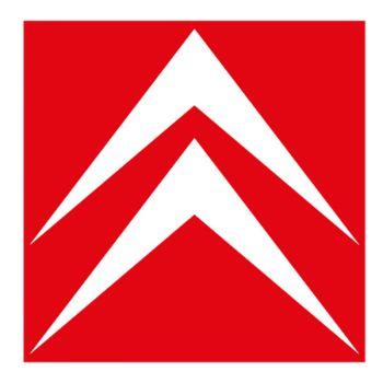 Sticker Citroen Logo