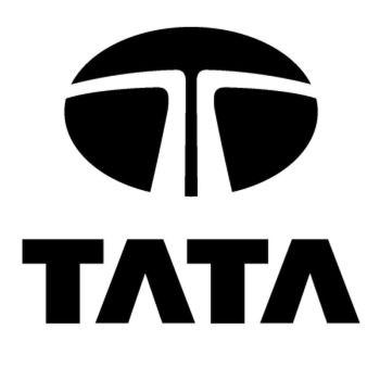 Sticker Tata Logo