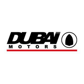 Sticker Dubai Logo
