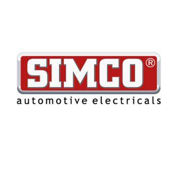 Sticker Simco Logo