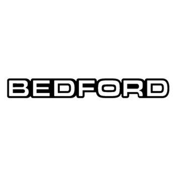 Sticker Bedford Logo
