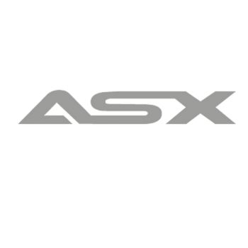 Mitsubishi ASX Decal