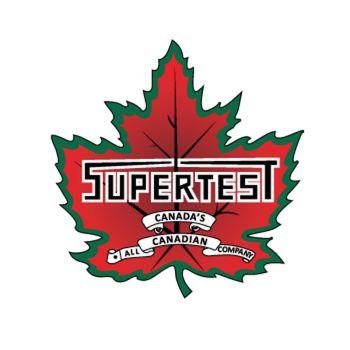 Supertest Canada Decal