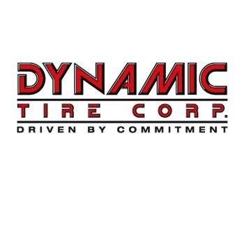 Sticker Dynamic Tire