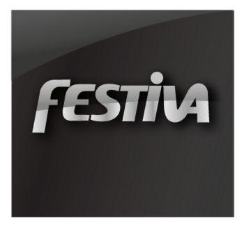 Sticker Ford Festiva