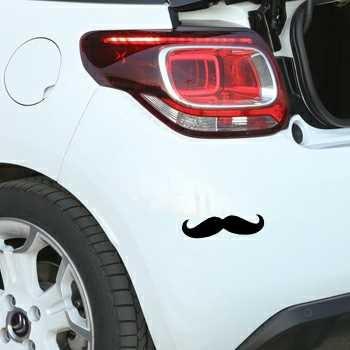 Sticker Citroën DS3 Carstache Moustache