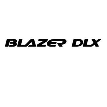 Sticker Chevrolet Blazer DLX