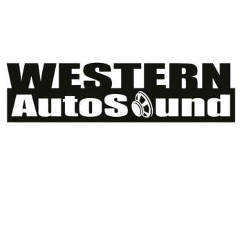 Western Auto Sound Decal