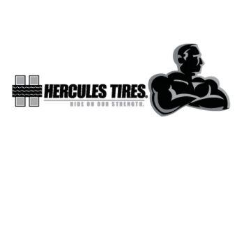 Hercules Tires Decal