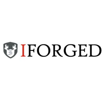 iForged Decal