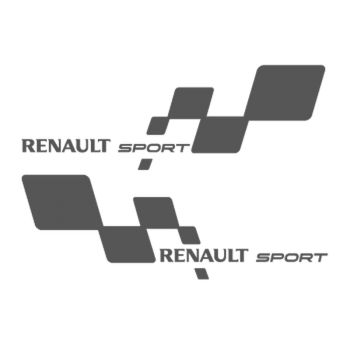 Kit Stickers Renault Sport