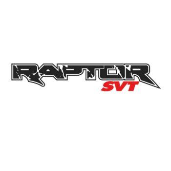 Sticker Ford Raptor SVT