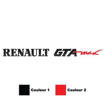 Renault gta max Logo Decal