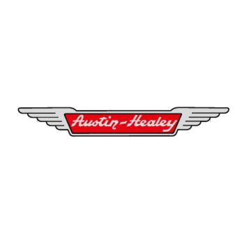 Sticker Austin Healey Logo